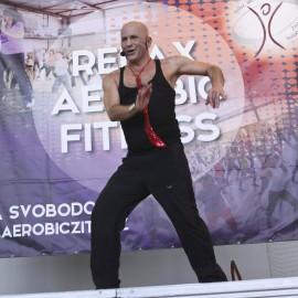 Taneční lekce s Vojtou Lackem ve středu 28. 6.