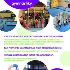 Školení trenérů v Jojo Gymu