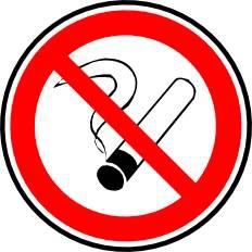 od 1. července 2018 se stává sportovní areál Jojo Gym nekuřáckým